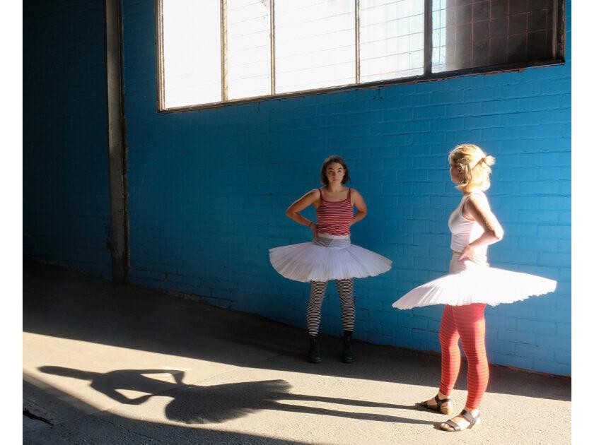 een interactieve danstheatervoorstelling voor kinderen
