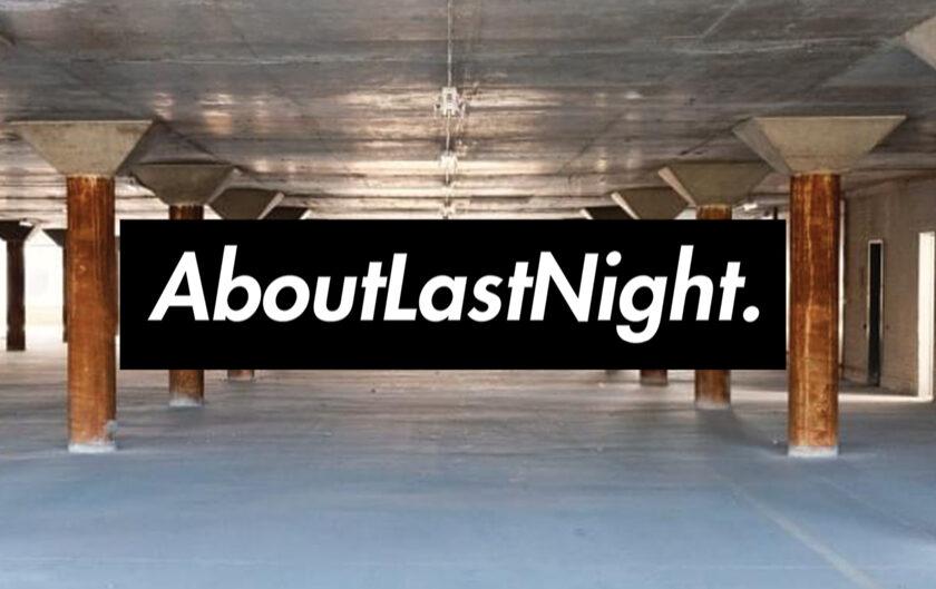 AboutLastNight Streaming at Imaginair